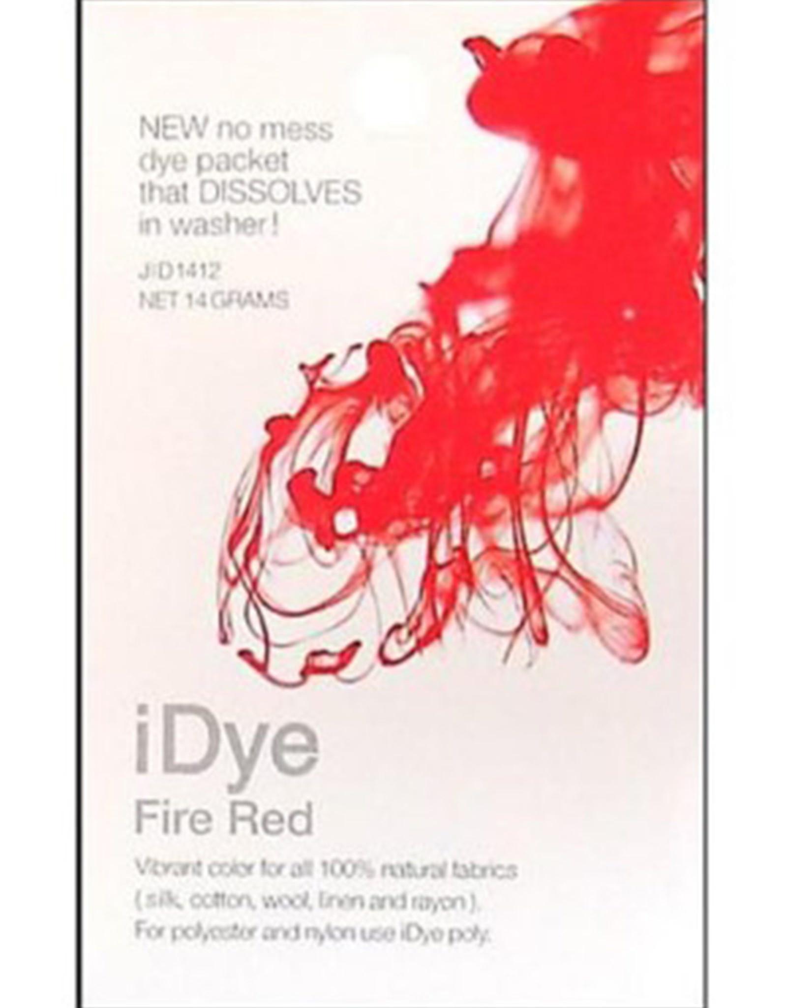 Jacquard Jacquard iDye Fire Red