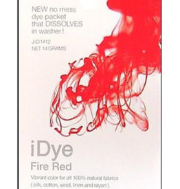 Jacquard iDye Fire Red