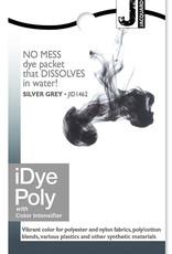 Jacquard iDye Poly Silver Grey