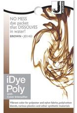 Jacquard iDye Poly Brown