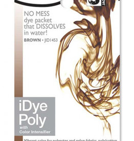 Jacquard iDye Poly Brown