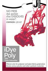 Jacquard iDye Poly Crimson