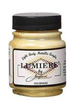 Jacquard Lumiere Brass