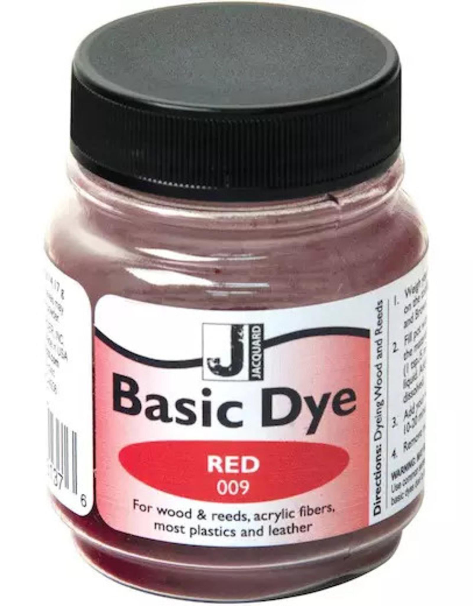 Jacquard Jacquard Basic Dye Red