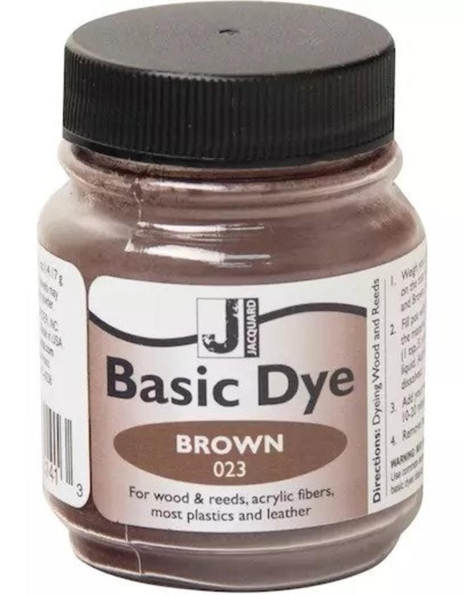Jacquard Jacquard Basic Dye Brown