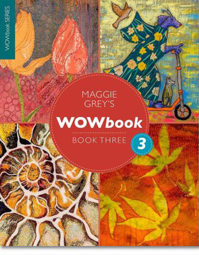 WOW book 3 / Maggie Grey