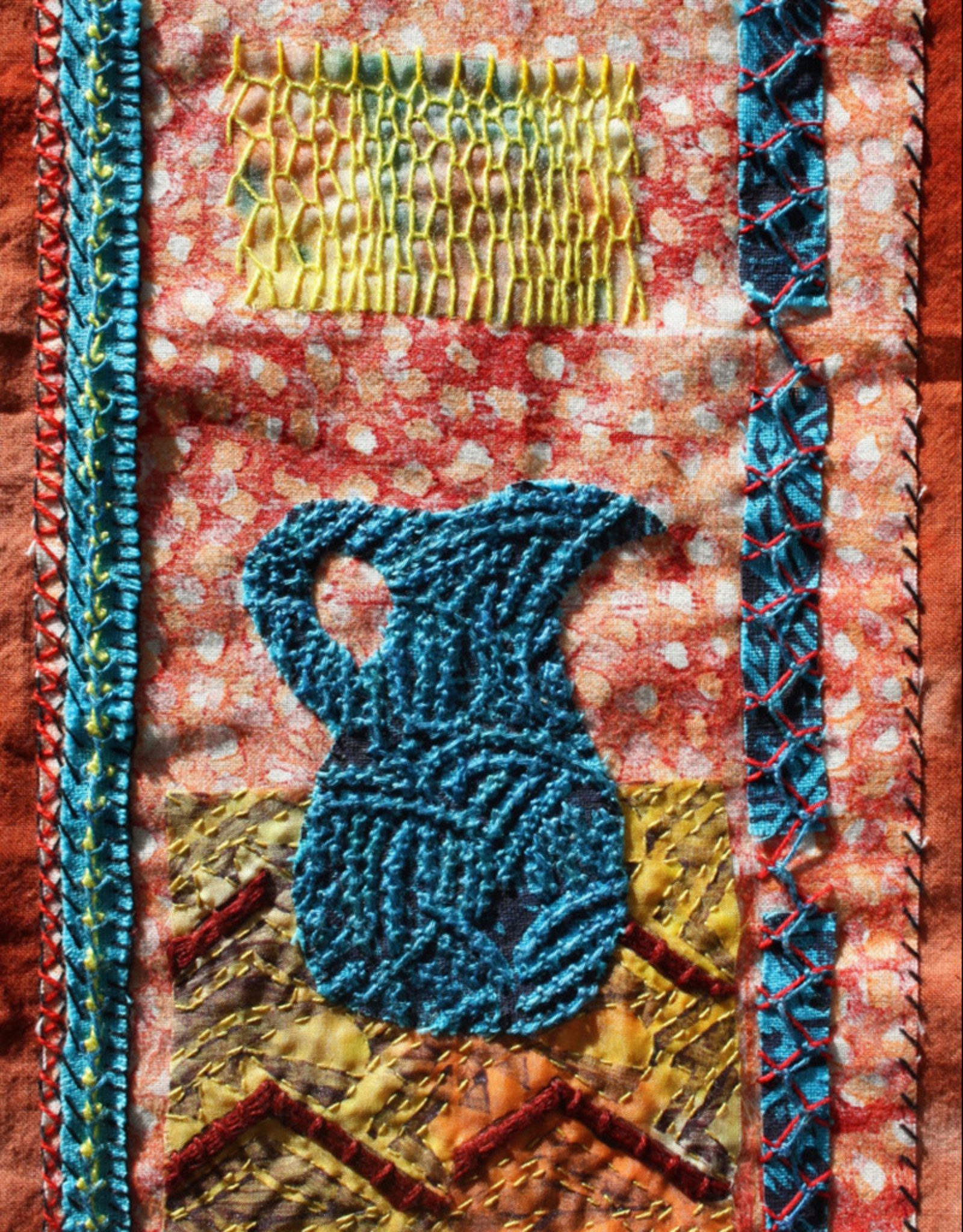From Art to Stitch / Janet Edmonds