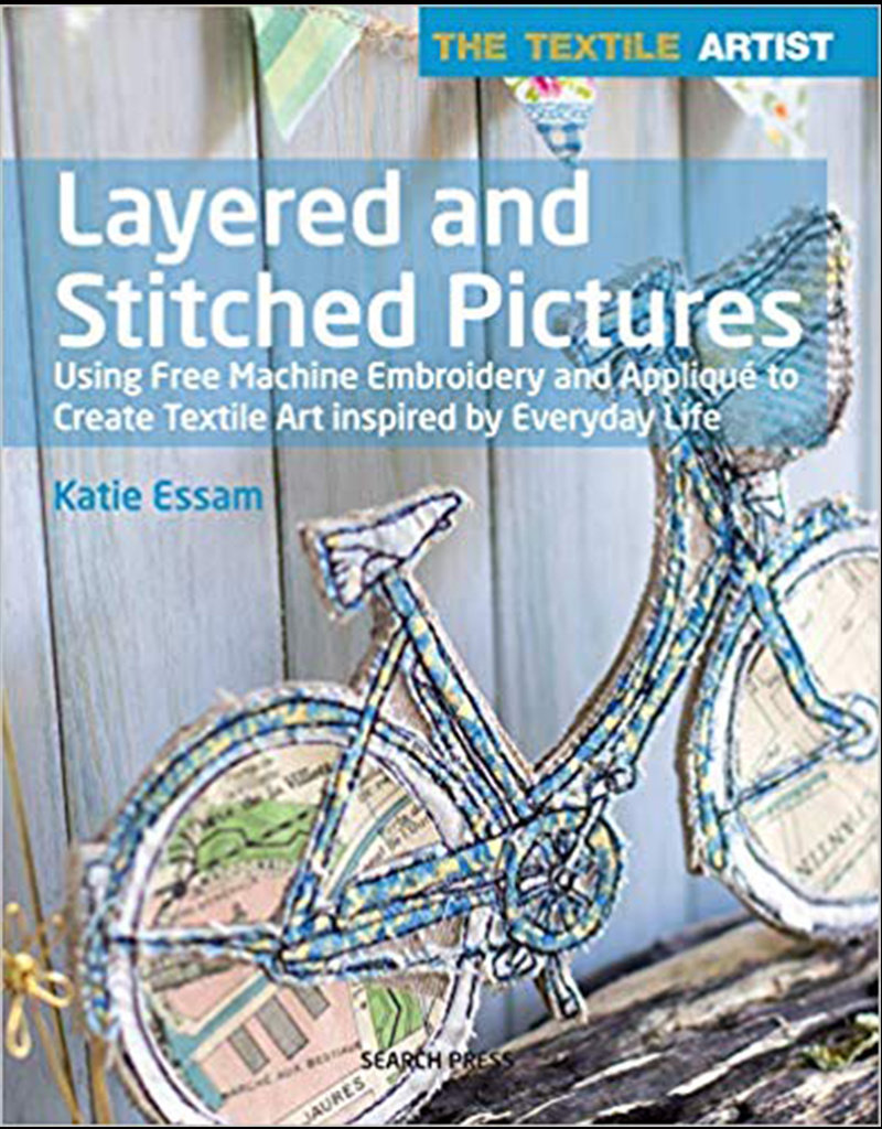 Layered Stitched Pictures / Katie Essam