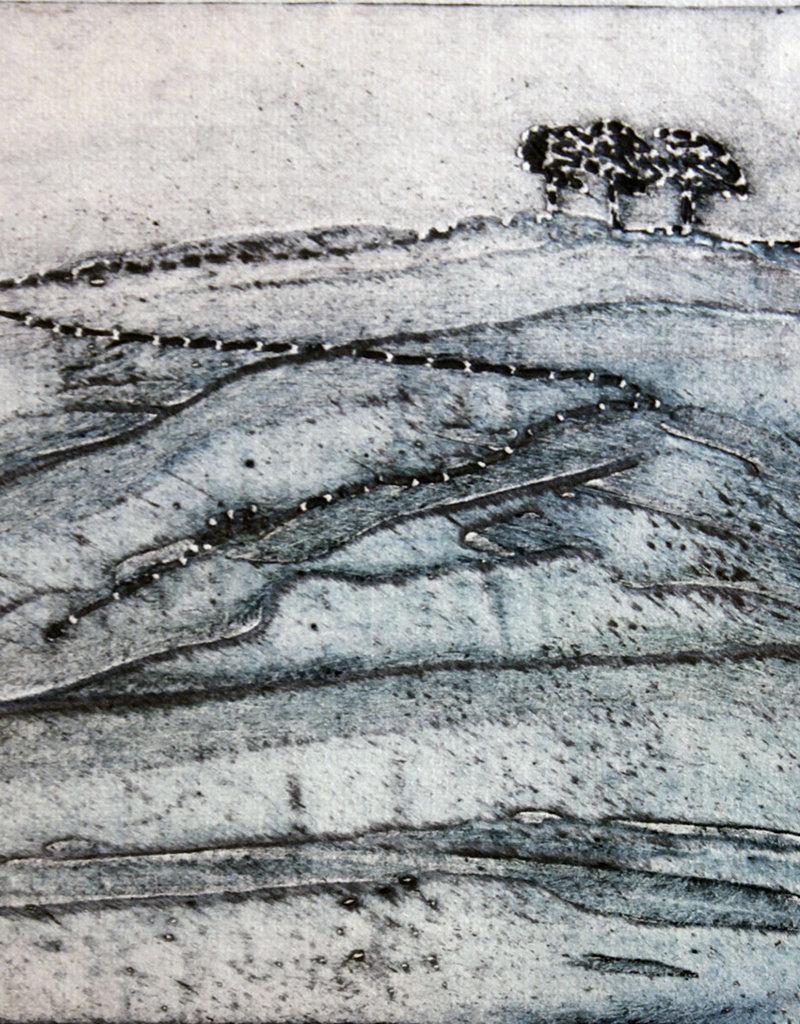 Collage, Stitch, Print / Val Holmes