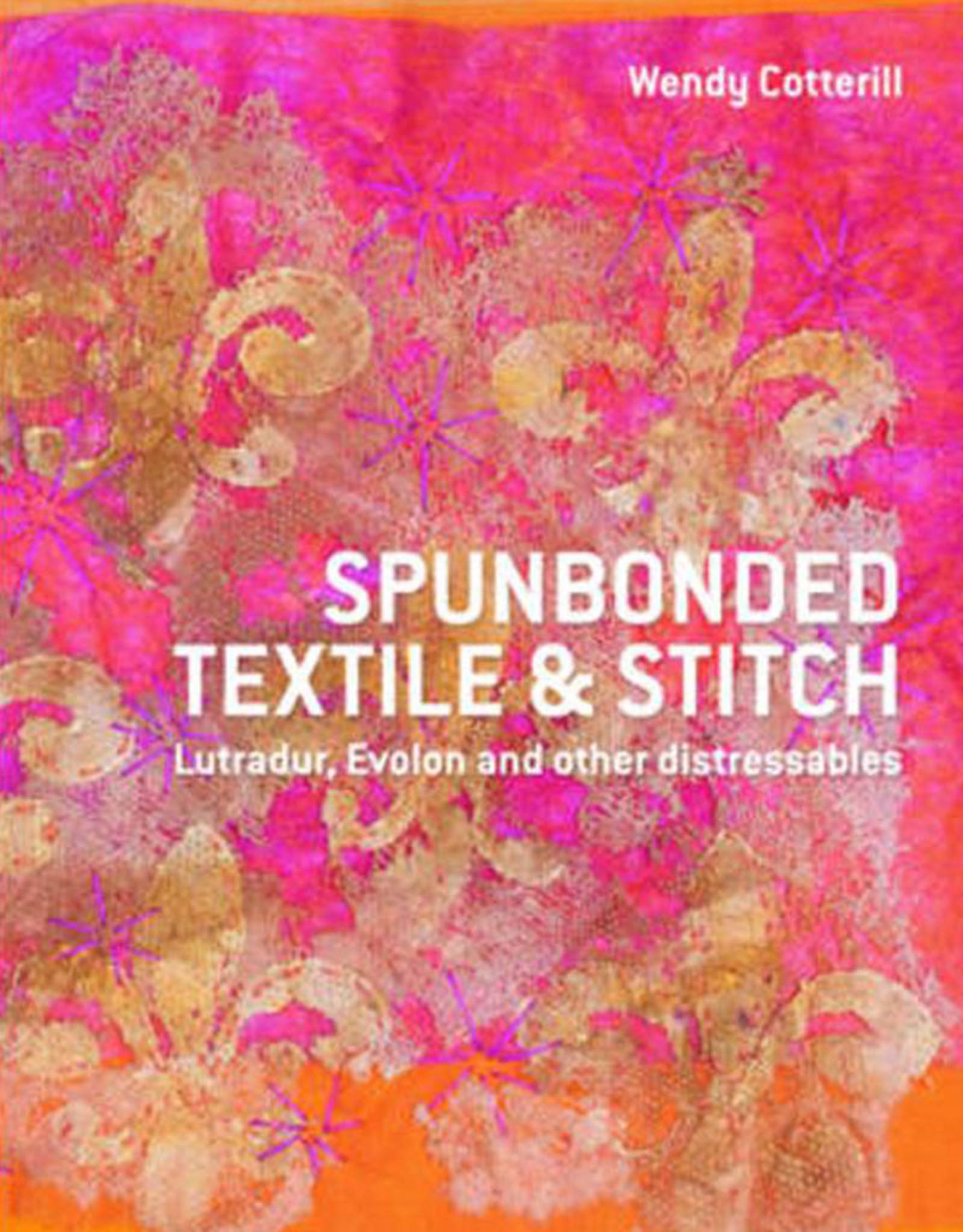 Spunbonded Textile & Stitch / Wendy Cotterill