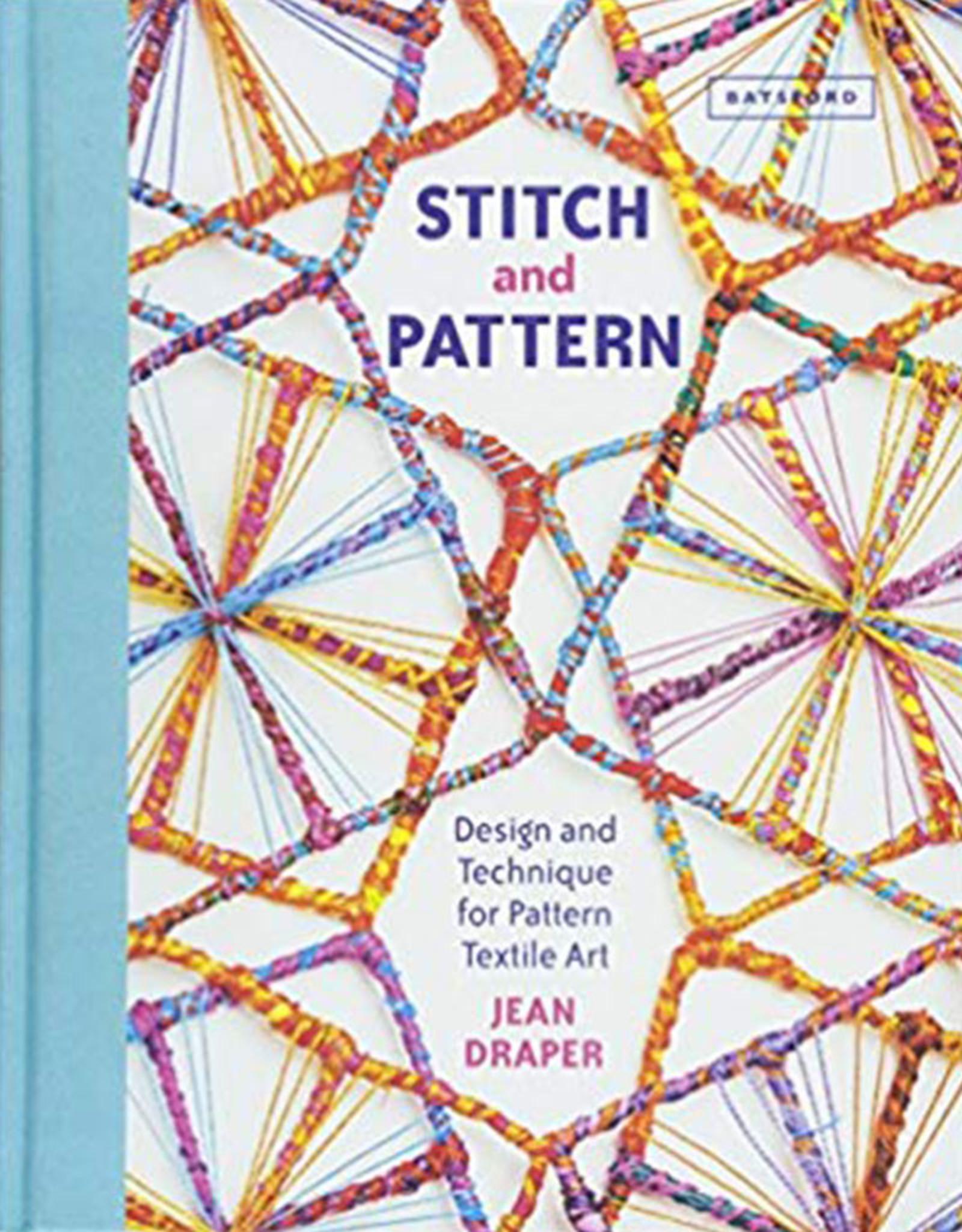 Stitch and Pattern / Jean Draper