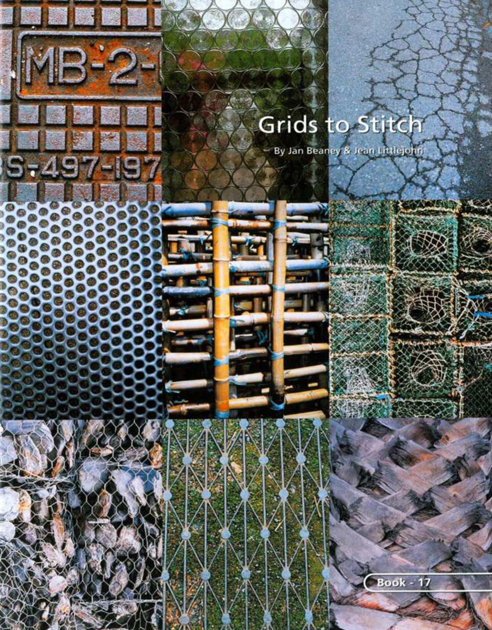 Grids to Stitch / Jan Beaney & Jean Littlejohn