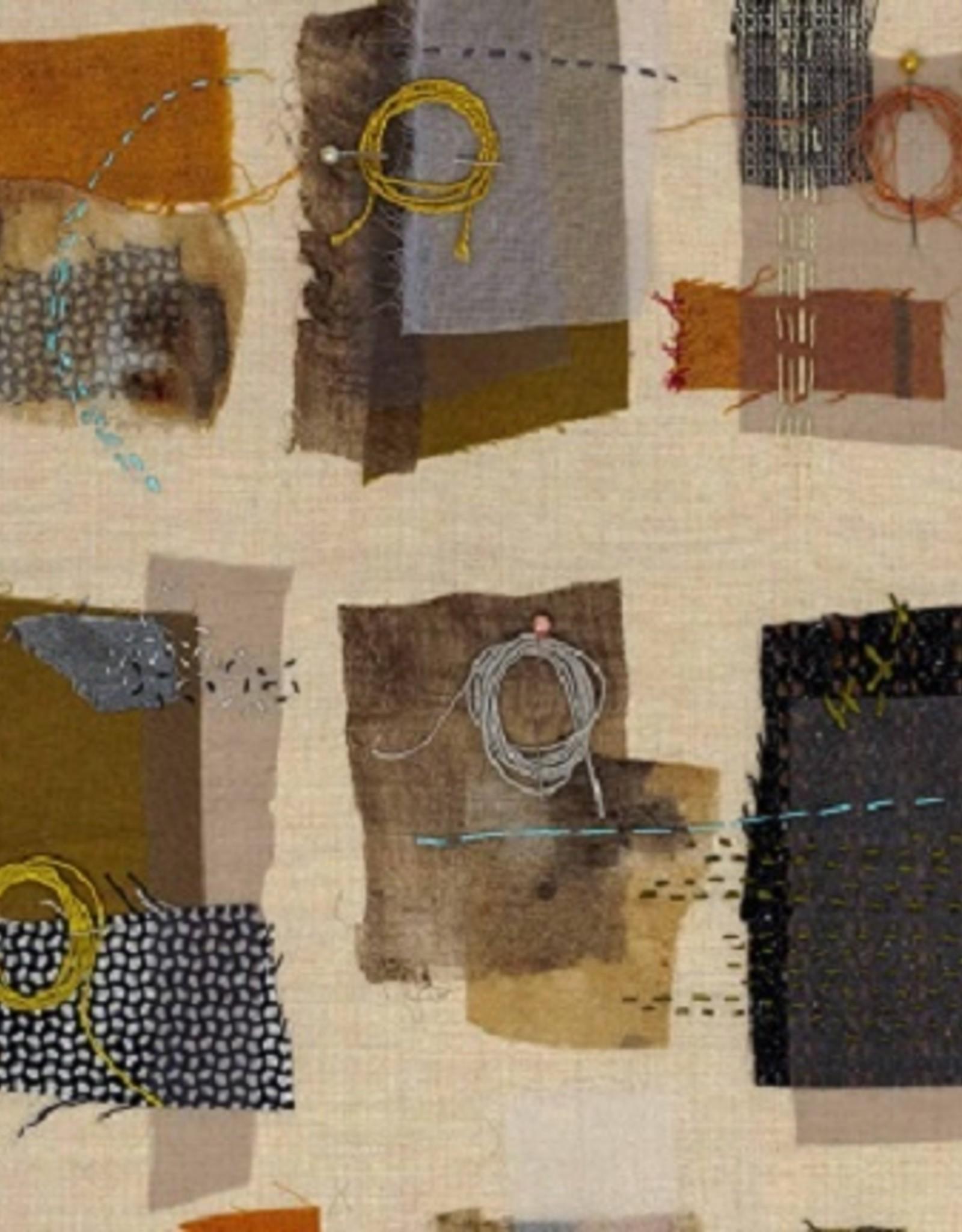 Poetic Cloth / Hannah Lamb
