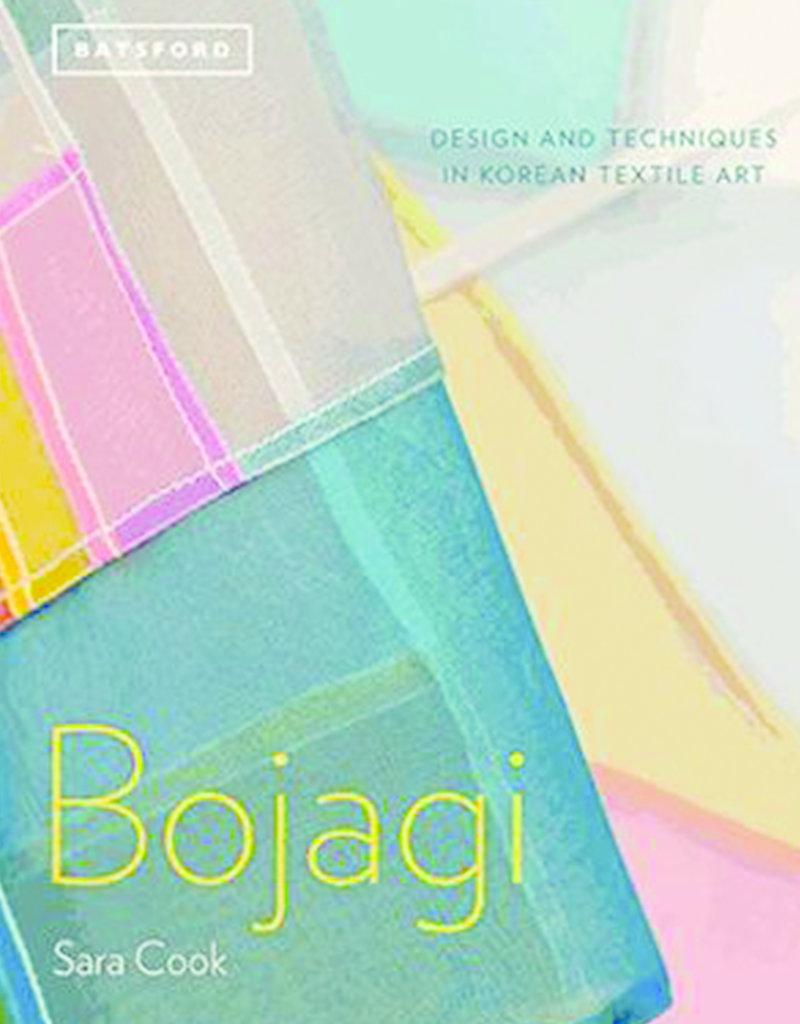 Bojagi Korean Textile Art / Sara Cook