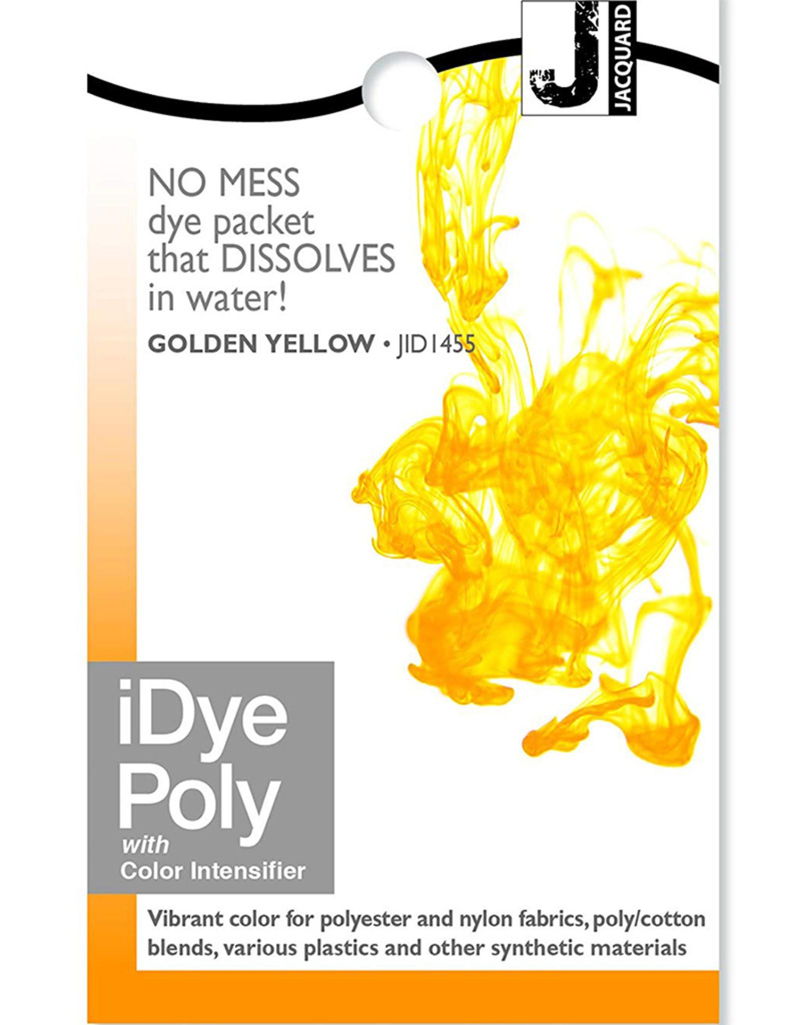Jacquard iDye Poly Golden Yellow