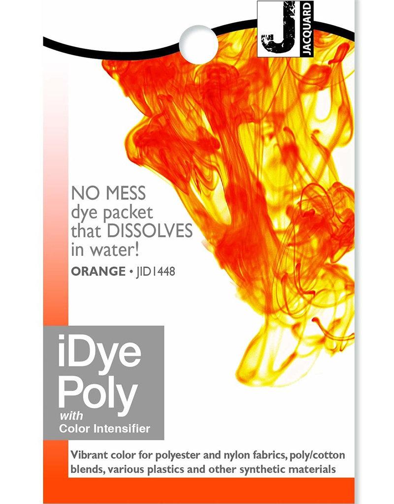 Jacquard iDye Poly Orange