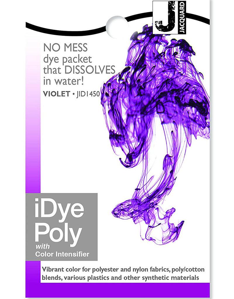 Jacquard iDye Poly Violet