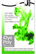 Jacquard iDye Poly Kelly Green