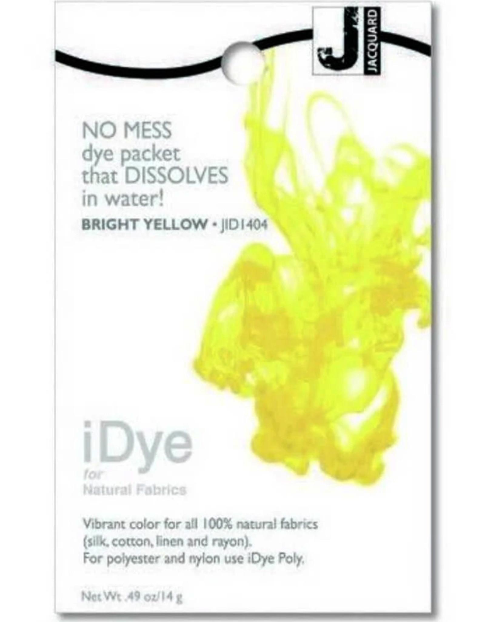 Jacquard iDye Bright Yellow