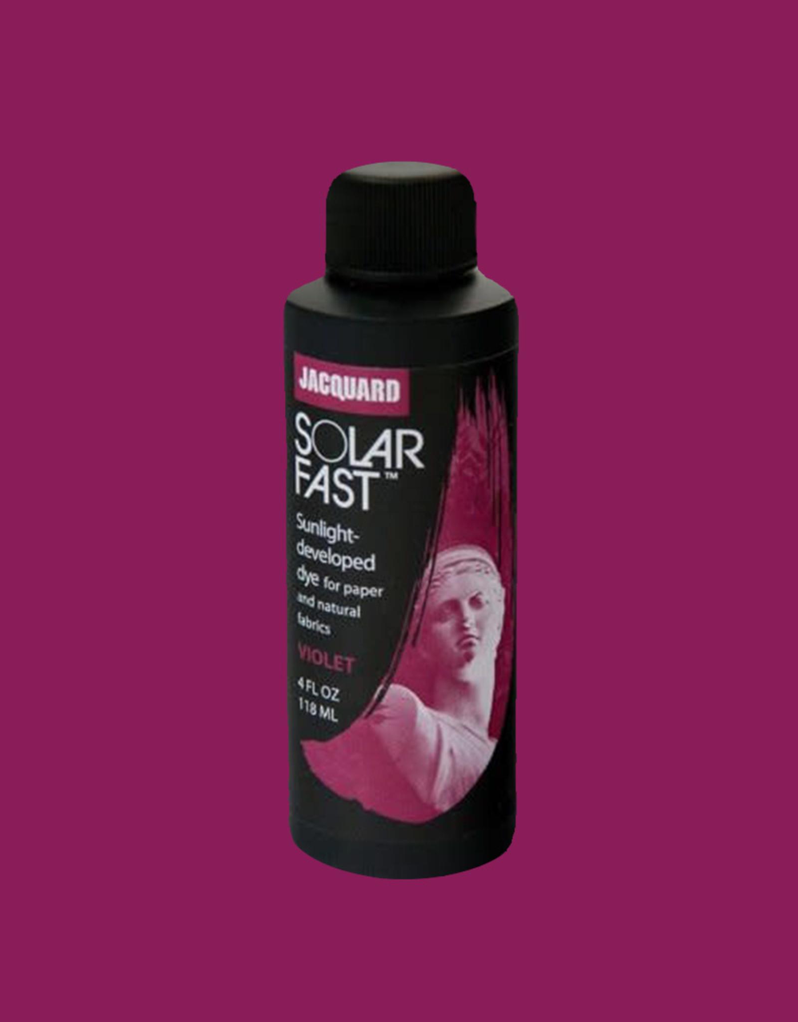 Jacquard SolarFast is dye, that develops in sunlight!