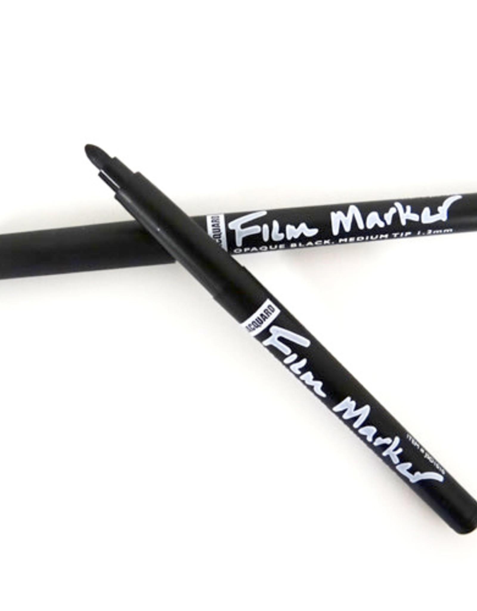 Jacquard SolarFast Film Marker voor een getekend negatief!