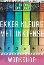 Lekker Kleuren met Inktense  26/06/2021