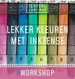 Lekker Kleuren met Inktense - 06/11/2020