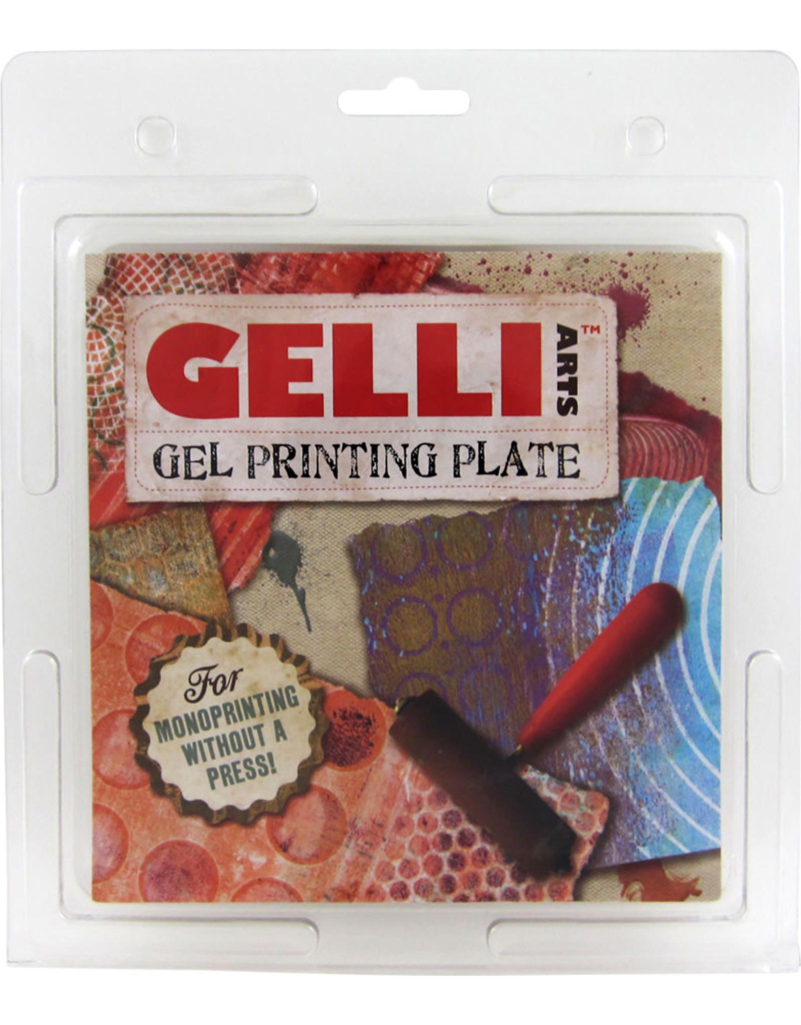 Gelli Plate Vierkant 6 x 6 inch