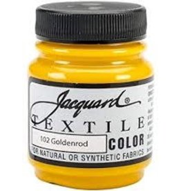 Jacquard Texile Color Goldenrod