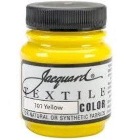 Jacquard Textile Color Yellow