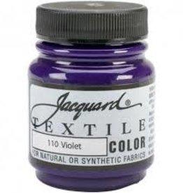 Jacquard Textile Color Violet