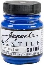 Jacquard Textile Color Sky Blue