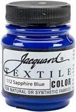 Jacquard Textile Color Sapphire Blue