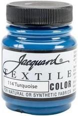 Jacquard Textile Color Turquoise