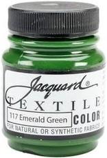 Jacquard Textile Color Emerald Green