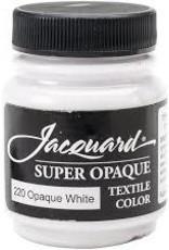 Jacquard Textile Color Super Opaque White