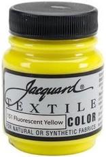 Jacquard Textile Color Fluorescent Yellow