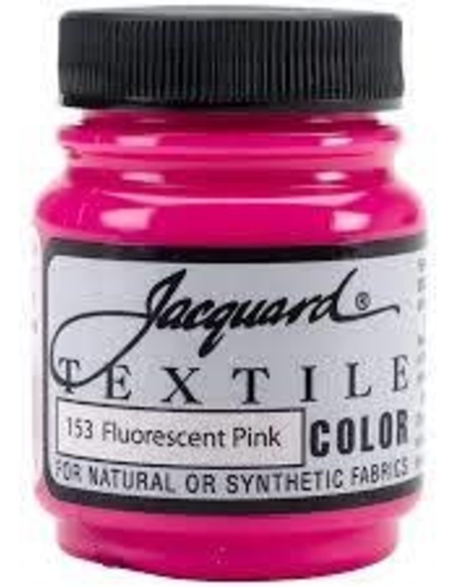 Jacquard Textile Color Fluorescent Pink