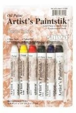 Paint Stik Mat Set 6 Basic