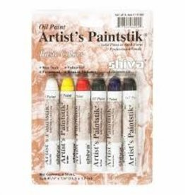 Paintstik Mat Set 6 Basic