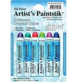 Paint Stik Metallic Set 6 Tropical