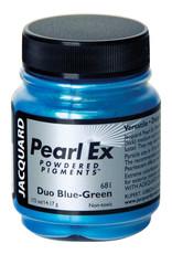 Jacquard Pearl Ex Duo Blue Green