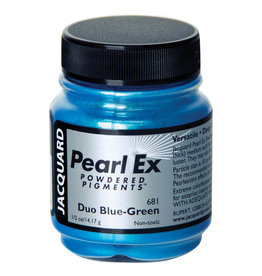 Jacquard Pearl Ex Duo Blue Green