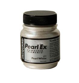 Jacquard Pearl Ex Pearl White