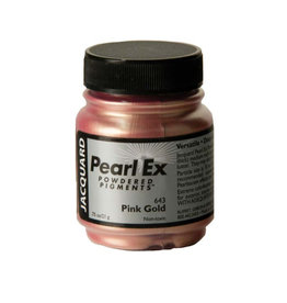 Jacquard Pearl Ex Pink Gold