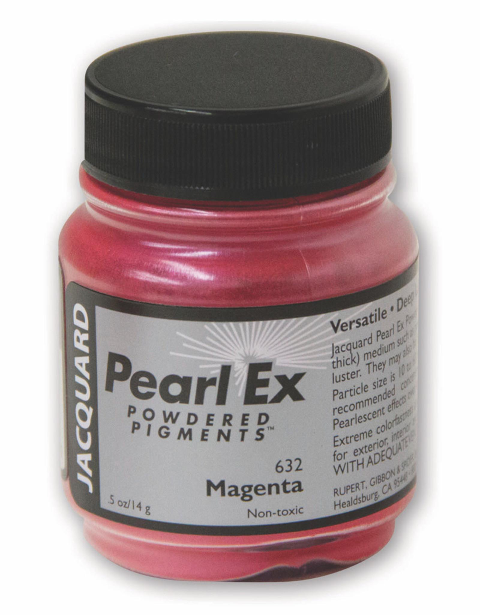 Jacquard Pearl Ex Magenta