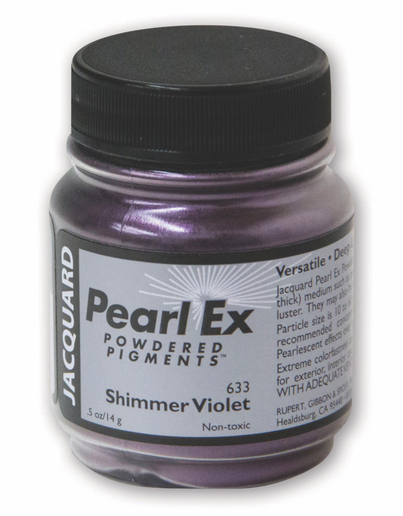 Jacquard Pearl Ex Shimmer Violet