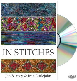 DVD In Stitches / Jan Beaney & Jean Littlejohn