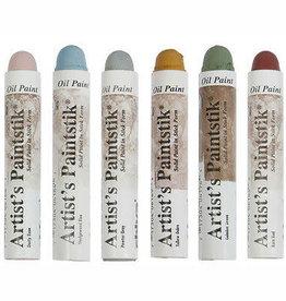 Paint Stik Mat Set 6 Traditional Colors