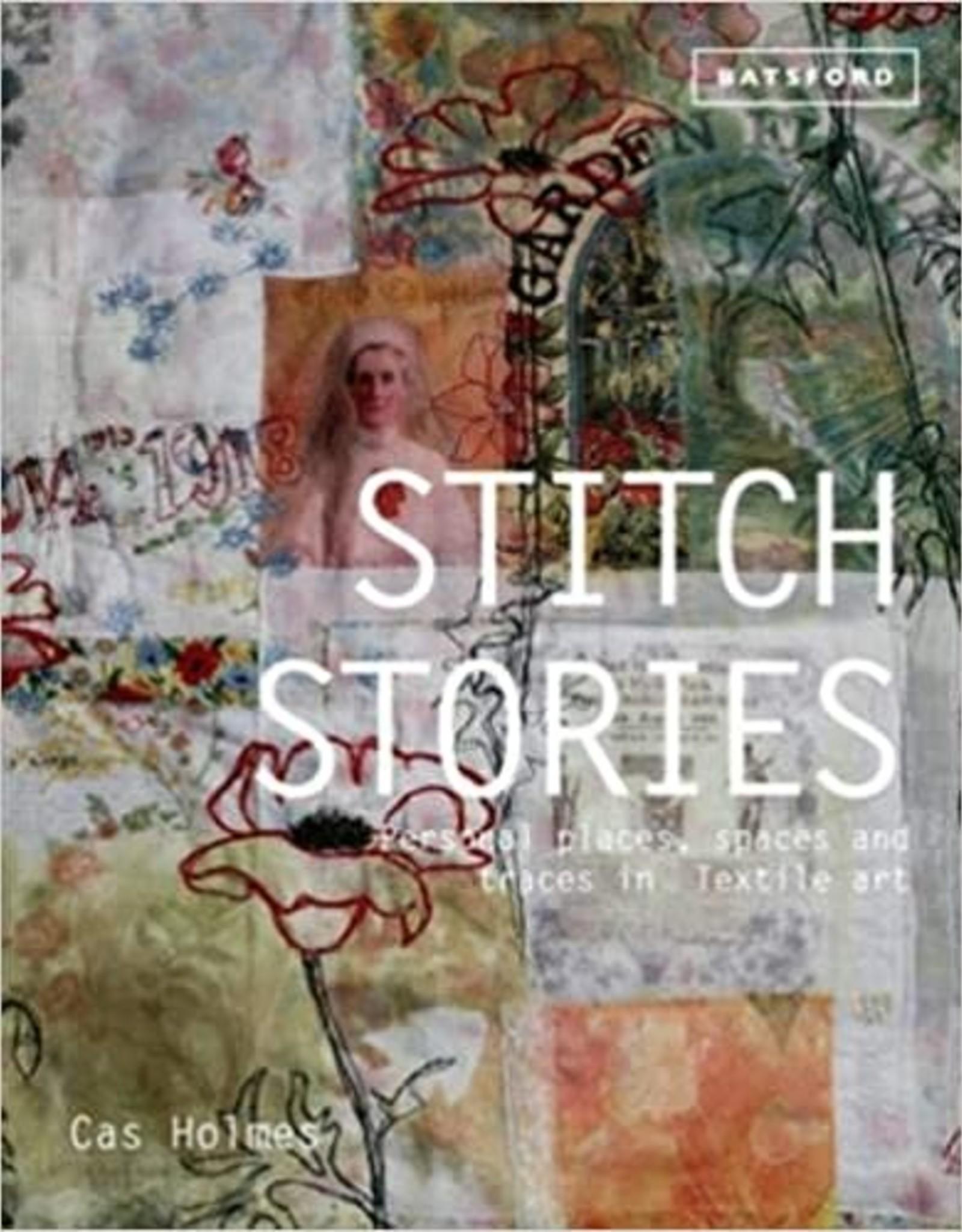 Stitch Stories / Cas Holmes